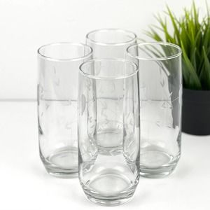 PRINCESS HOUSE Heritage Crystal Cooler Water Glass